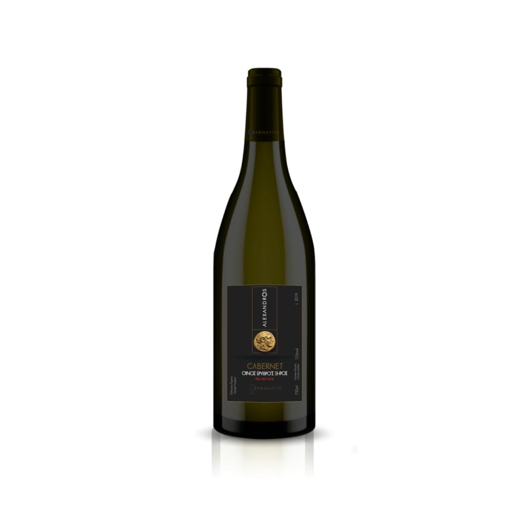 Cabernet Ερυθρός Ξηρός Αλέξανδρος -Κτήμα Ξηρομερίτη - Κρασί