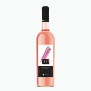 Ροζέ Ξηρός Ίρις - Κτήμα Ξηρομερίτη - Κρασιά
