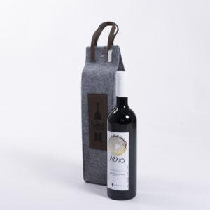 Μαλακή Θήκη Τσόχινι και 1 Κρασί - Κτήμα Ξηρομερίτη
