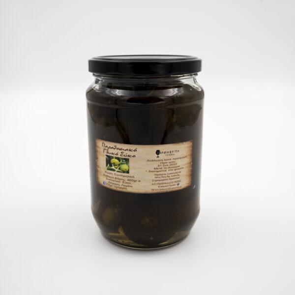 Παραδοσιακό Γλυκό Σύκο